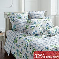 Laura Ashley Mako-Satin Kuschelkissenbezug