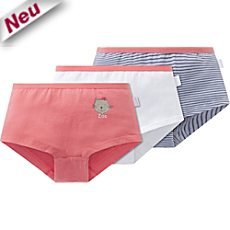 Schiesser Single-Jersey Pants im 3er-Pack