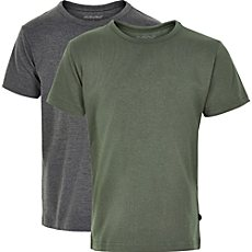 Minymo Single-Jersey T-Shirt im 2er-Pack
