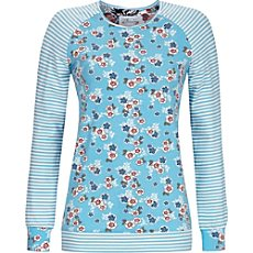 Bloomy by Ringella Mix & Match Single-Jersey Langarmshirt