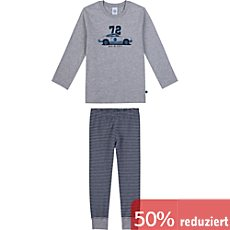 Sanetta Single-Jersey Kinder-Schlafanzug