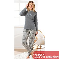 REDBEST Single-Jersey Damen-Schlafanzug