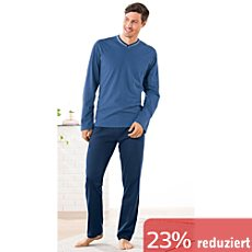 REDBEST Single-Jersey Schlafanzug
