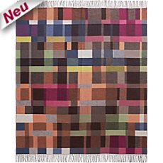 Biederlack Plaid Dark Velvet