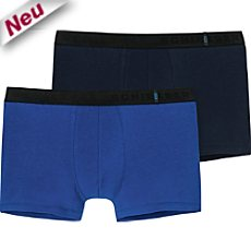 Schiesser Single-Jersey Pants 2er-Pack