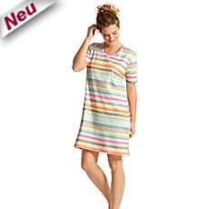 Hajo Single-Jersey Damen-Nachthemd