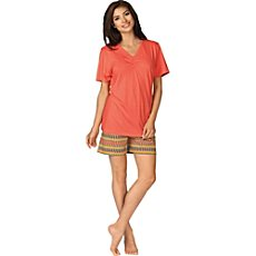 Comtessa Single-Jersey Damen-Shorty