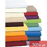 Erwin Müller stretch jersey fitted sheet,