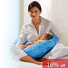 Dodo maternity and nursing pillow