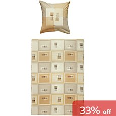 Dyckhoff soft terry pillowcase