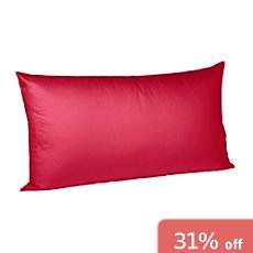 Erwin Müller pillowcase without Oxford edge