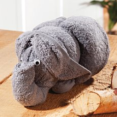 Towel gift set, elephant