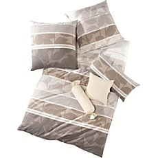Single jersey duvet cover set