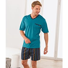 Erwin Müller single jersey short pyjamas