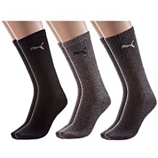 Pack of 3 Puma sports socks