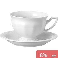 Rosenthal Selection Maria 2-pc coffee set