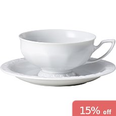 Rosenthal Selection Maria 2-pc tea set.