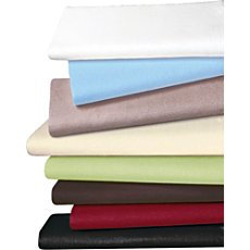 Setex waterproof cotton flannel fitted sheet