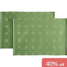 Pack of 2 Erwin Müller stain-resistant table mats