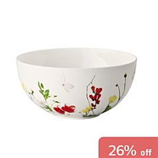 Rosenthal cereal bowl, Selection Fleurs Sauvages