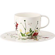 Rosenthal 2-pc coffee set, Selection Fleurs Sauvages