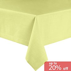 Sander stain-resistant tablecloth