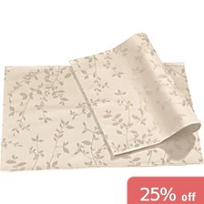 Erwin Müller stain-resistant 2-pack table mats