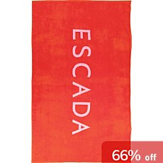 Escada  beach towel