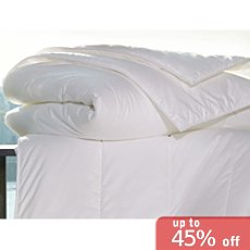 Centa-Star hollow fiber duo-duvet