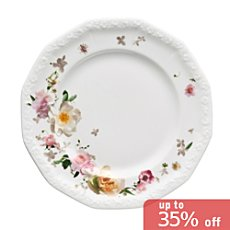 Rosenthal Selection Maria Pink Rose breakfast plate