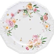Rosenthal Selection Maria Pink Rose service plate