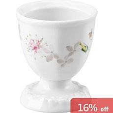 Rosenthal Selection Maria Pink Rose egg cup