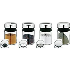 WMF  spice shakers, 4-parts