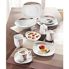 Gepolana 30-pc combi-tableware set