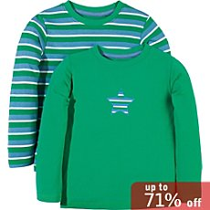 Pack of 2 Erwin Müller long sleeve tops