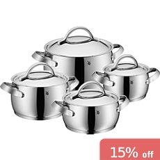 WMF  cooking pot set, 8-parts