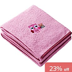 Pack of 2 Erwin Müller bath towels