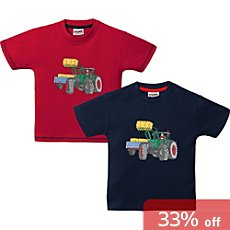 Kinderbutt  2-pack t-shirts