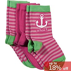 Kinderbutt  3-pk socks