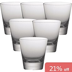 Rosenthal  6-pack whisky glasses