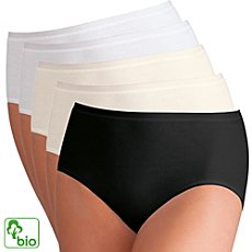 Pompadour  5-pack full briefs