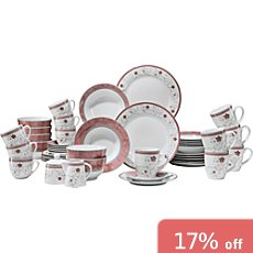 Gepolana  tableware set, 46-parts