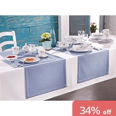 Gepolana  30-pc tableware set