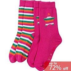 Erwin Müller  2-pack children's non-slip socks