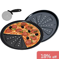 pizza set, 3-parts