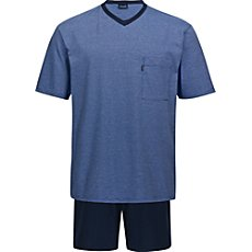 Ammann single jersey short pyjamas