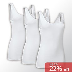 Schöller  3-pack vests