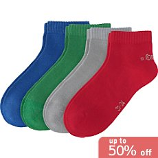 S. Oliver  4-pack children's socks