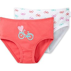 Schiesser  2-pack girls briefs