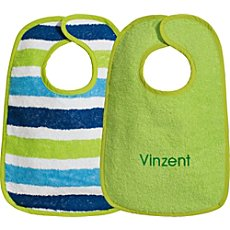 Kinderbutt  2-pack bibs